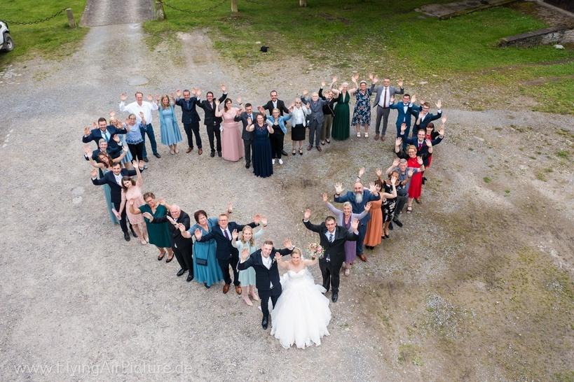Hochzeitsreportage Holzhausen