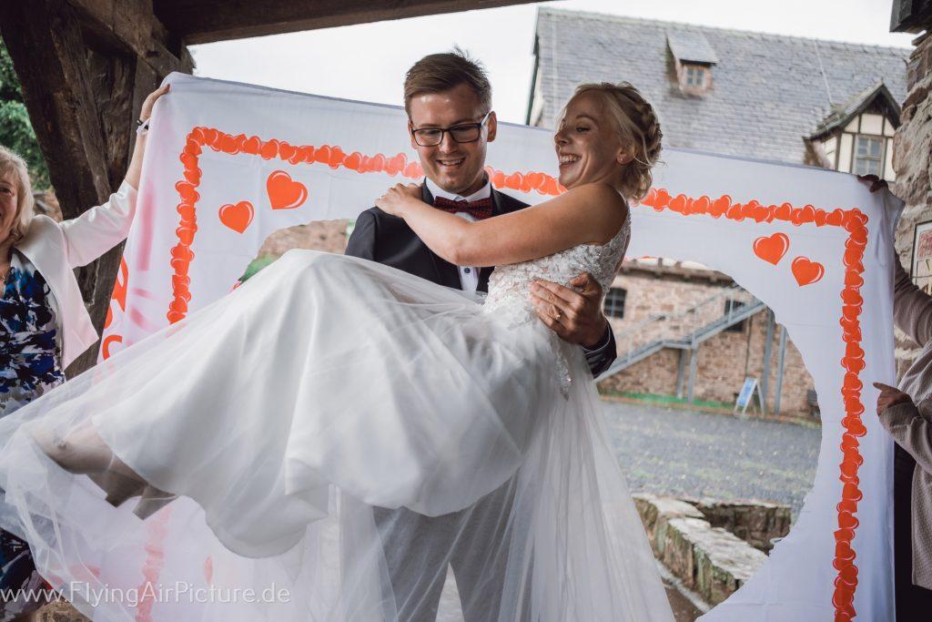 Hochzeitsfeier Wülmersen