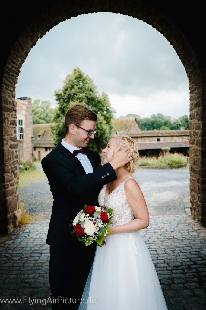 Brautpaar Wülmersen